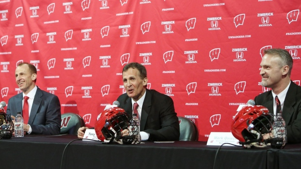 Wisconsin Badgers' Tony Granato to coach US men's hockey at Olympics
