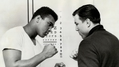 Muhammed Ali and George Chuvalo