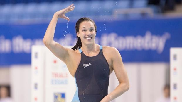 19 Women Make Canada 39 S Olympic Swim Team Article Tsn