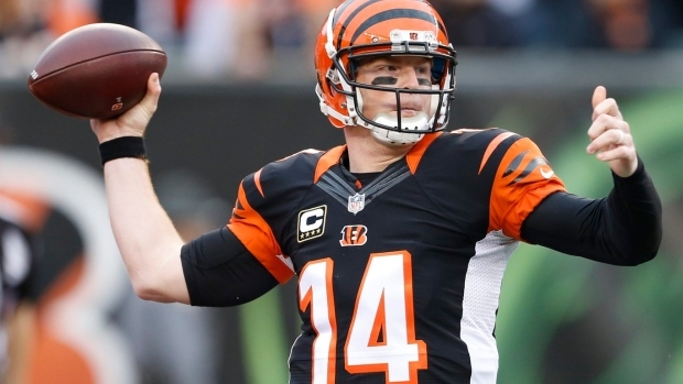 Andy Dalton's thumb fully healed, he's throwing every pass Article Image 0