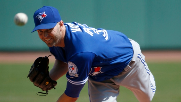 Blue Jay bats re-discover baseball in 12-6 win over Yanks