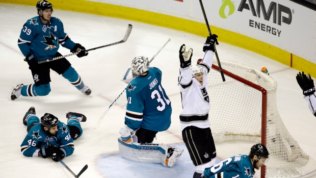 'Kings at Sharks Game 4 - 4/20/16 NHL Pick, Odds, and Prediction'