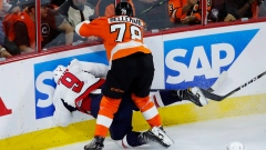 Flyers' Bellemare suspended 1 game for hit from behind Article Image 0