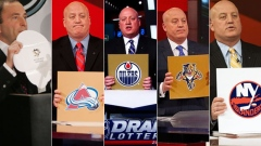 History of the NHL Draft Lottery