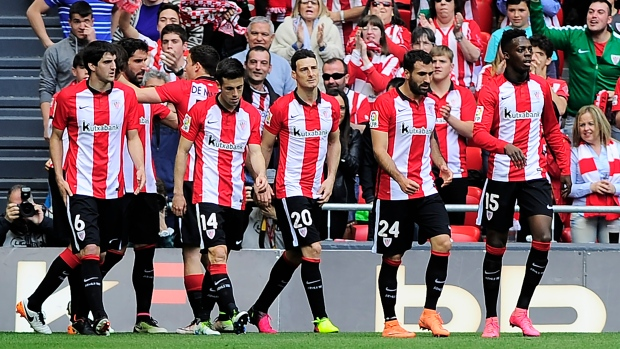 Athletic Bilbao players