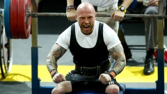 Invictus Games - Powerlifting