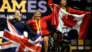 Canada tallies 22 medals at 2016 Invictus Games