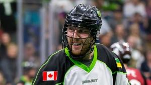 McIntosh's four-goal effort leads Rush over Seals