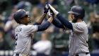 Back-to-back HRs lifts Padres over Brewers - Article - TSN
