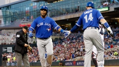 Edwin Encarnacion and Justin Smoak