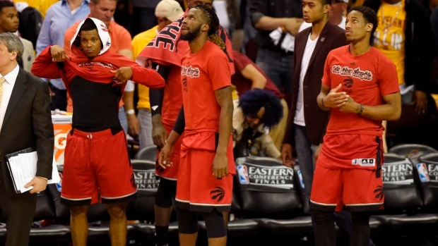 James, Cavaliers crush Raptors 116-78 in Game 5; Cleveland leads series 3-2 Article Image 0