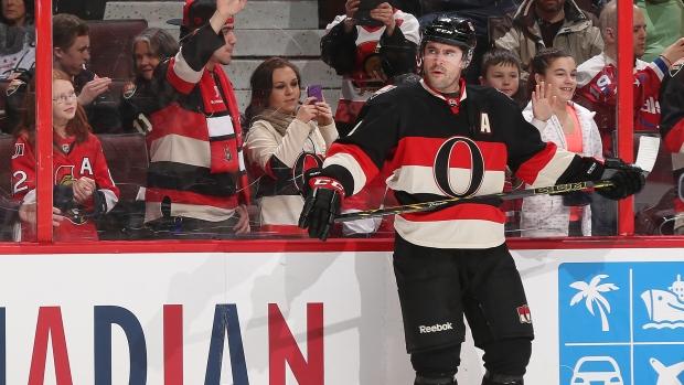 Ottawa Senators to retire Chris Phillips' number - TSN.ca