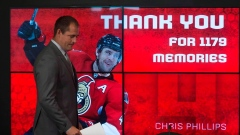 Ottawa Senators defenceman Chris Phillips announces his retirement Article Image 0