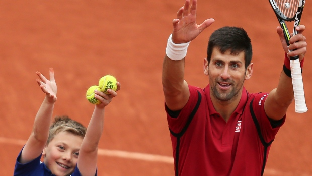 Djokovic Beats Berdych At French Open Tsn Ca