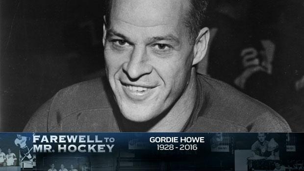 gordie howe 1928 2016