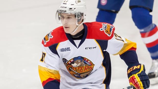 Taylor Raddysh: Lightning sign prospect Taylor Raddysh