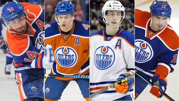 Oilers Trade Bait