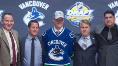 Olli Juolevi and Canucks Front Office