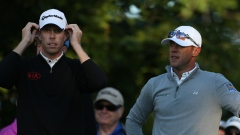 David Hearn and Graham DeLaet