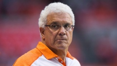 B.C. Lions' head coach Wally Buono