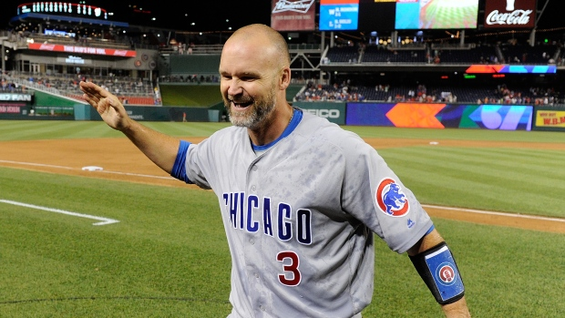 Cubs to hire former catcher David Ross as next manager