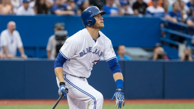 Saunders leads Blue Jays to sweep with 4-2 win over Royals