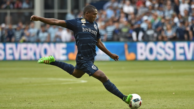 Sporting KC extend unbeaten streak with 3-1 win over NYCFC