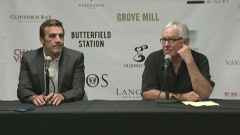 George McPhee and Bill Foley