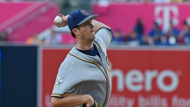 Red Sox acquire Pomeranz from Padres - Article - TSN
