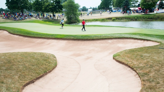 DraftKings fantasy golf picks: RBC Canadian Open 2016