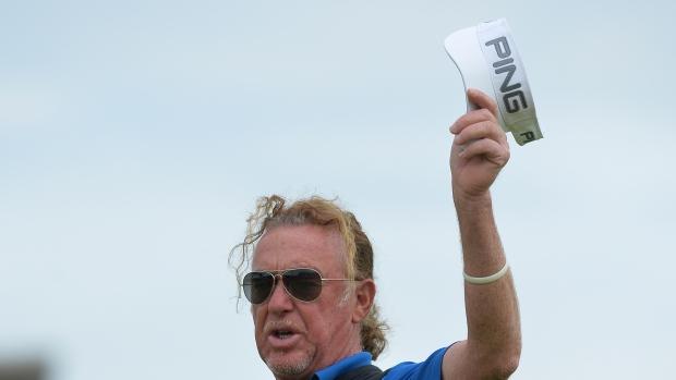Atherstone golfer Broadhurst lands Senior Open title