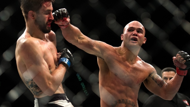 UFC on Fox 26 in Winnipeg gets massive welterweight headliner