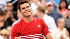 Milos Raonic, The Canadian Press