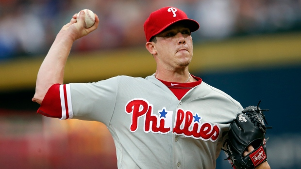 Jeremy Hellickson Accepts Phillies' Qualifying Offer