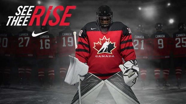 Hockey Canada unveils new Team Canada jersey - Article - TSN