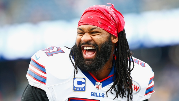 Buffalo Bills agree to sign linebacker Brandon Spikes