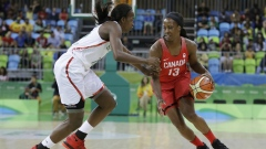 Canada fends off Senegal to earn first ever 3-0 start in women's Olympic basketball history article image