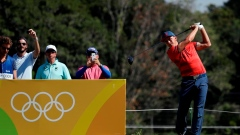 Day misses all but 1 hole of Olympic golf Article Image 0