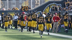 Ticats at Tim Hortons Field