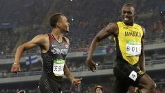 De Grasse and Bolt, biggest bromance in Rio?  article image