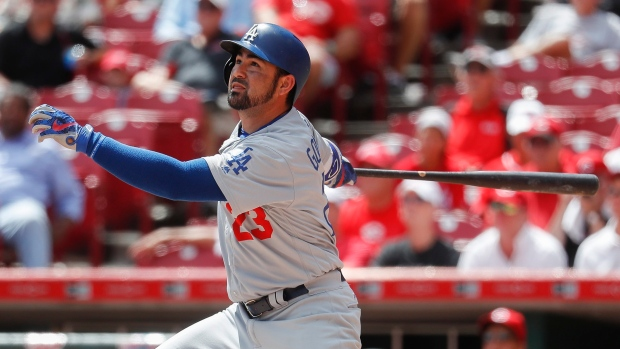 Dodgers place Gonzalez on disabled list, reinstate Pederson