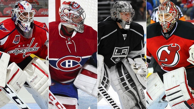 Franchise Faceoff - Starting Goalies