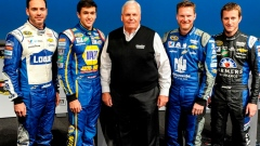 Top Sprint Cup teams face struggle to stay there Article Image 0