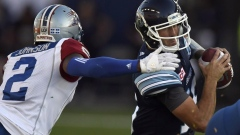 Star quarterback Ray to return to Argos after missing 3 games with knee sprain Article Image 0