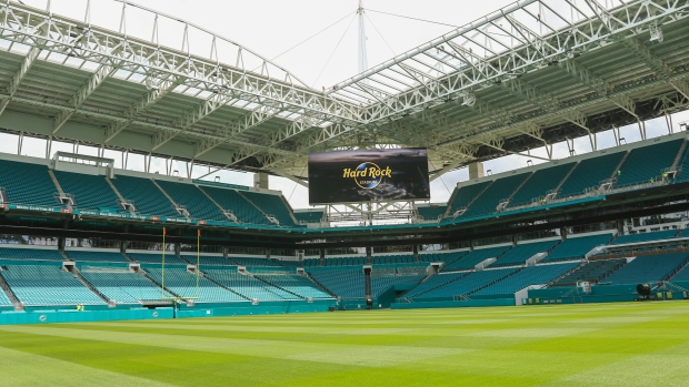 Dolphins intensify Zika-control treatments at stadium