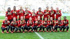 Canada national women's soccer team