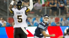 Adrian Tracy and Ricky Ray