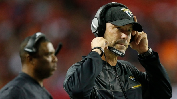 Ex-Jaguars coach Gus Bradley hired to serve as Chargers' defensive coordinator