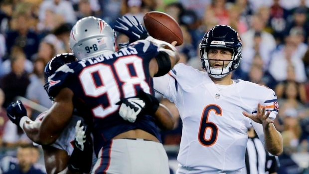 Osweiler solid in debut to lead Houston over Bears 23-14