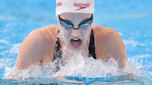 Rivard, Stewart win Paralympic gold medals for Canada